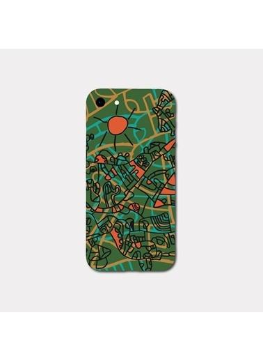 Tohum Otizm Vakfı iPhone 7/8 Plus Aksesuar Yeşil